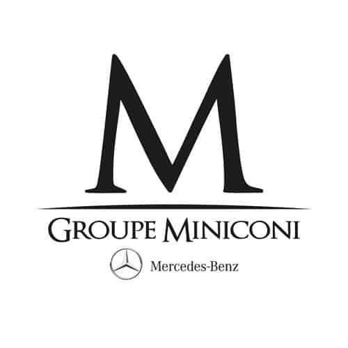 Logo Groupe Miniconi Mercedes