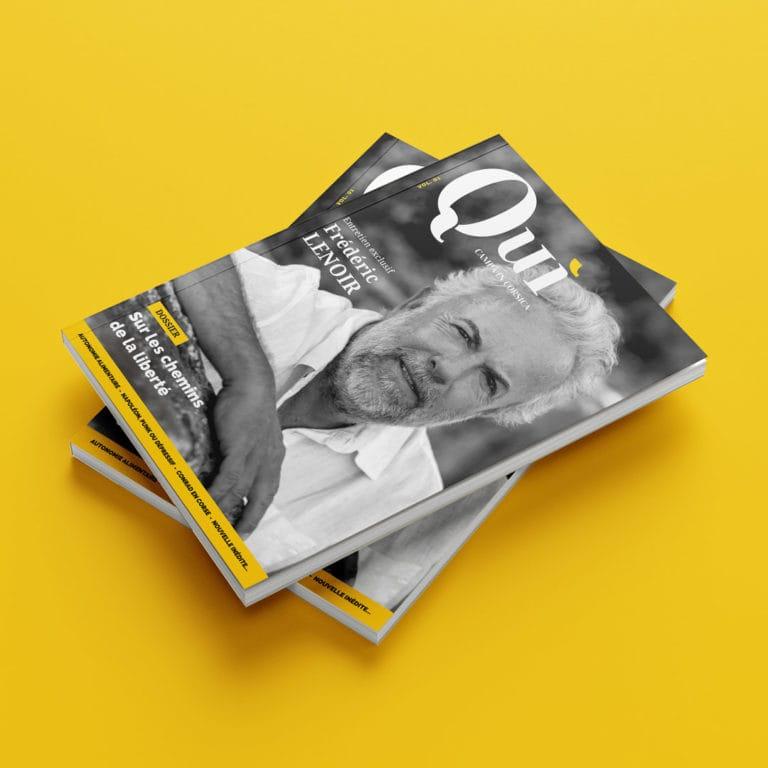 Quì magazine - Agence Totem